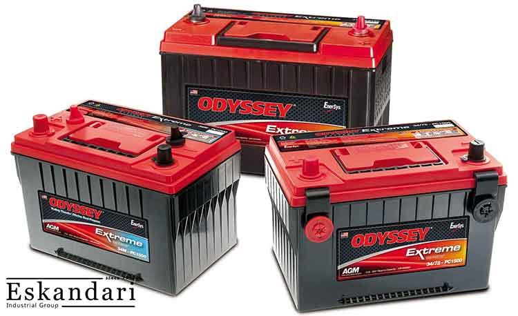 باتری ماشین جوجه کشی