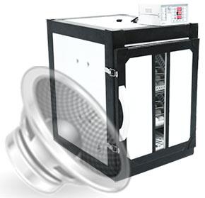 دستیار صوتی و راهنمای صتی دستگاه جوجه کشی