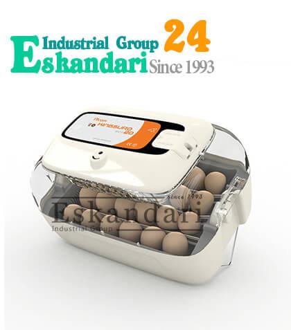 قیمت دستگاه جوجه کشی 24 تایی
