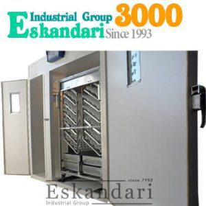 دستگاه جوجه کشی ۳۰۰۰ تایی