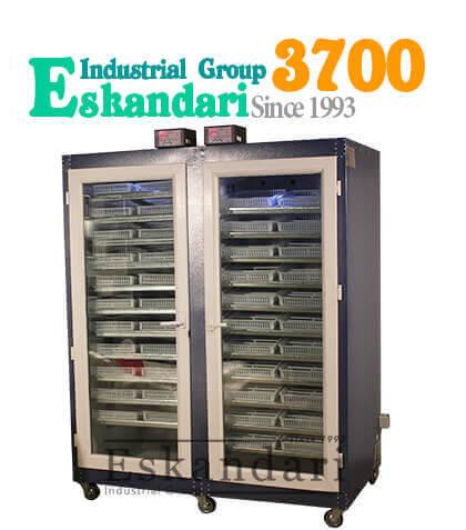 فروش دستگاه جوجه کشی ۳۷۰۰ تایی