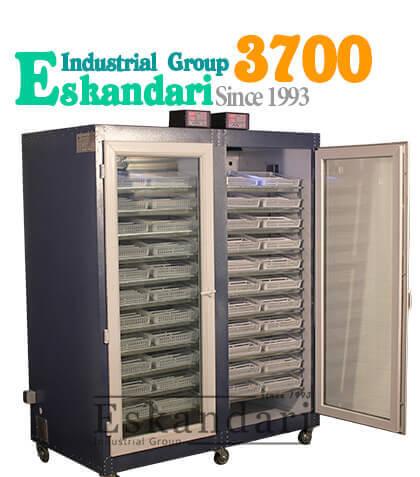 دستگاه جوجه کشی ۳۷۰۰ تایی