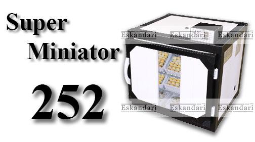 super miniator 252