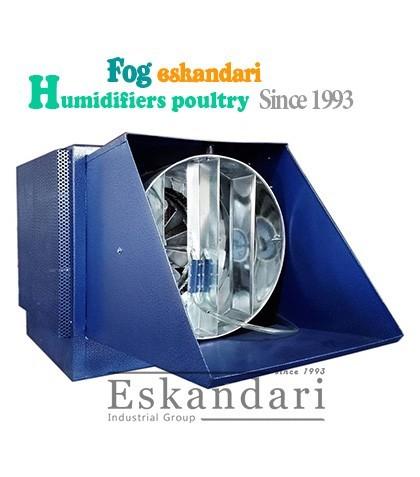 مه پاش و رطوبت ساز و بخار ساز