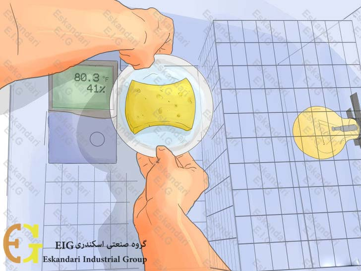 ساخت دستگاه جوجه کشی ساده ی خانگی - مرحله چهارم