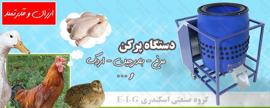 plucking-chicken-machine