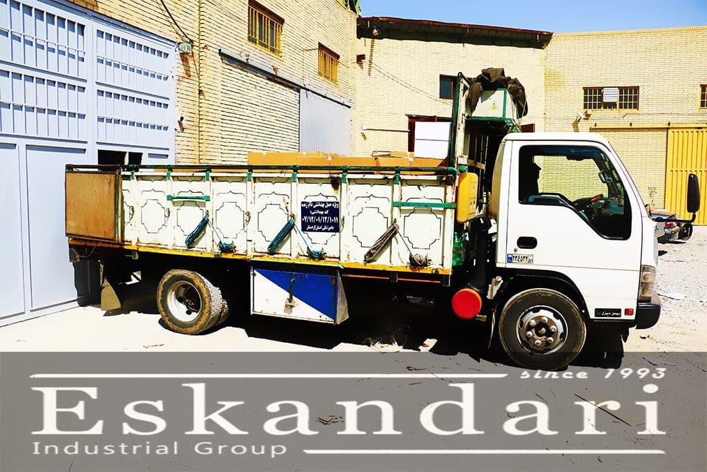 ارسال دستگاه جوجه کشی به اصفهان و شیراز