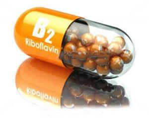 ریبوفلاوین (ویتامین B2)